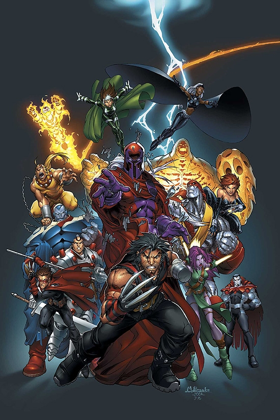 Official Handbook of the Marvel Universe (2004) #11 (X-MEN - AGE OF APOCALYPSE)