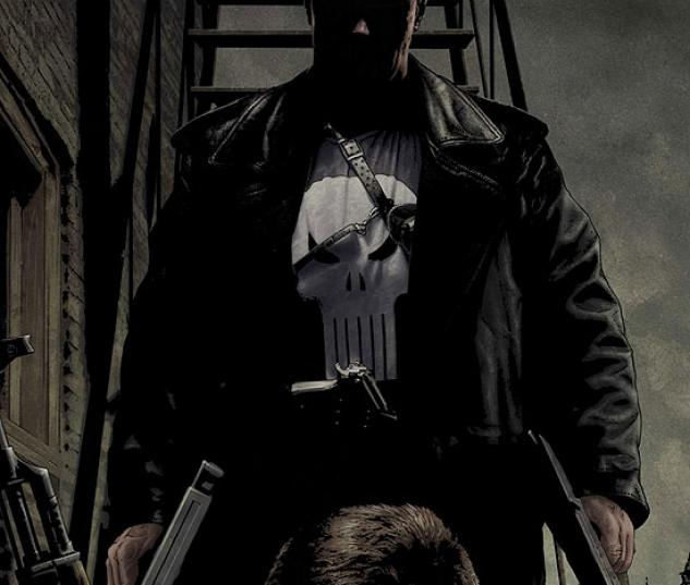 PUNISHER (2005) #15 COVER
