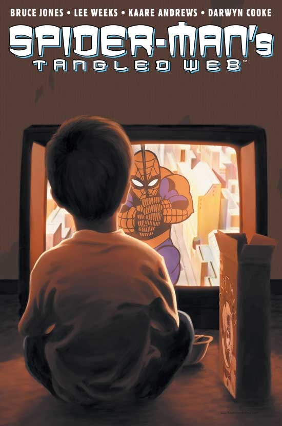 Spider-Man's Tangled Web Vol. II (Trade Paperback)