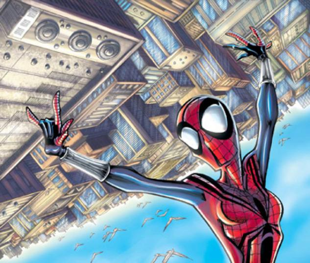 SPIDER-GIRL (2003) #68 COVER