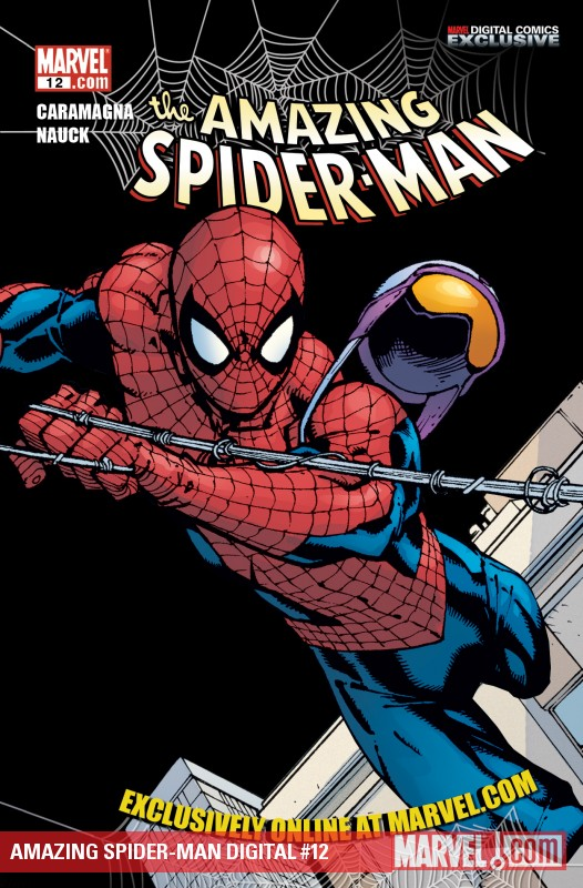 Amazing Spider-Man Digital (2009) #12