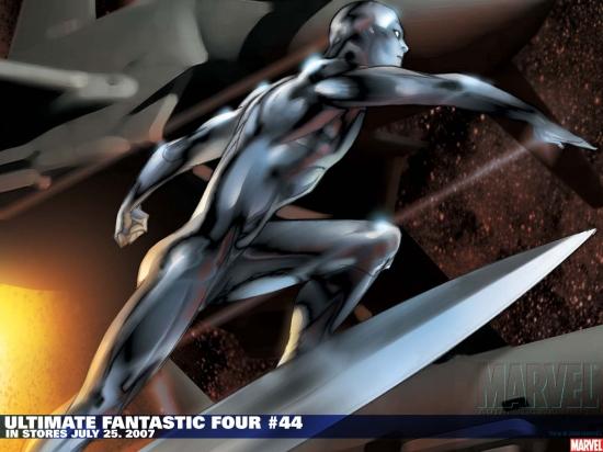 Ultimate Fantastic Four (2003) #44 Wallpaper