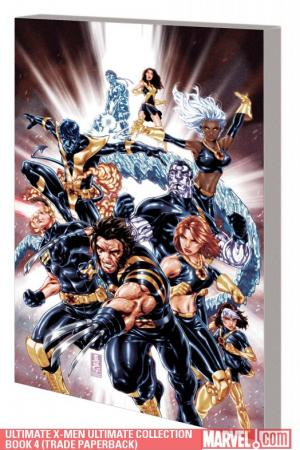 Ultimate X-Men Ultimate Collection Book 4 (Trade Paperback)
