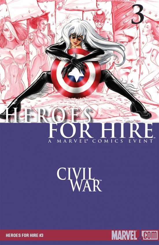 Heroes for Hire (2006) #3