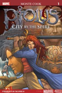 Ptolus: City by the Spire #1