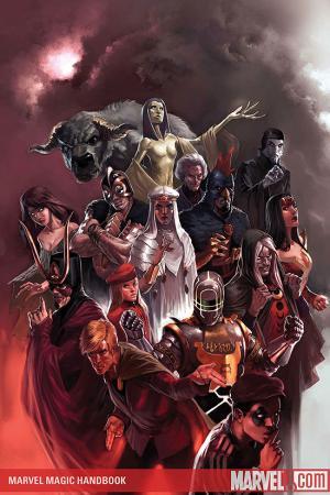 Marvel Magic Handbook (2007) #1