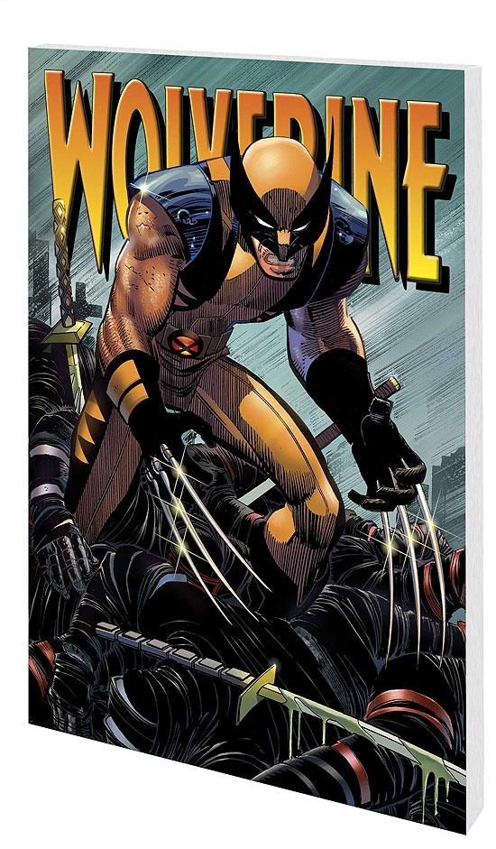Wolverine: Enemy of the State Vol. 1 (Hardcover)