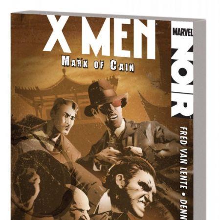 X-Men Noir: Mark of Cain GN-TPB (Graphic Novel)