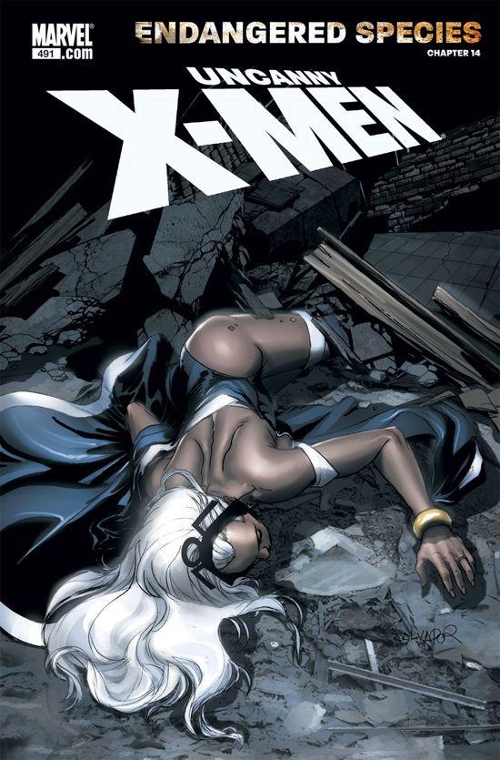 Uncanny X-Men (1963) #491