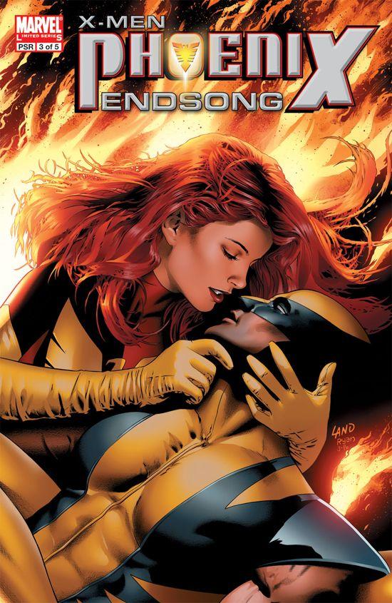 X-Men: Phoenix - Endsong (2005) #3