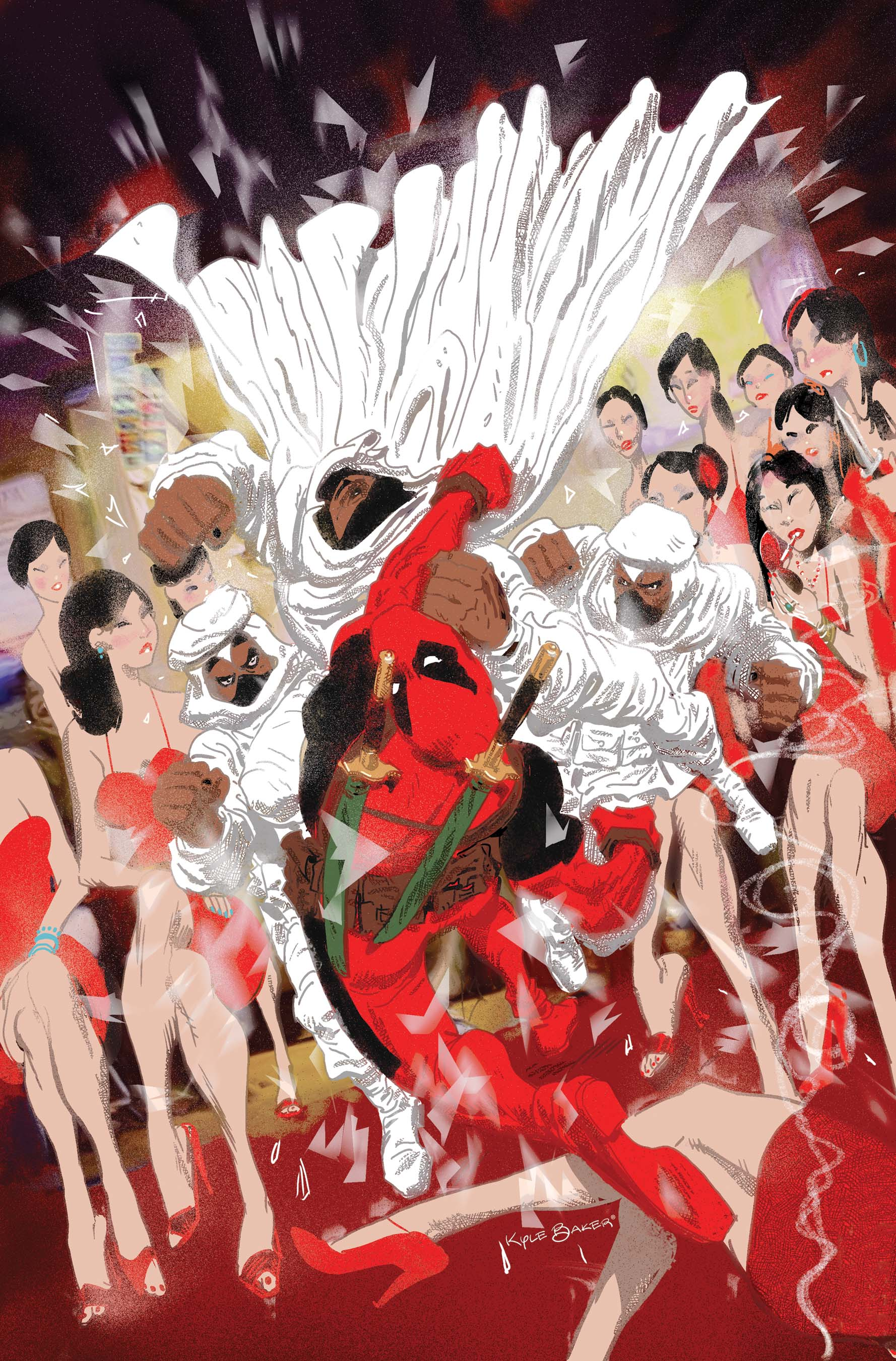 Deadpool Max (2010) #8