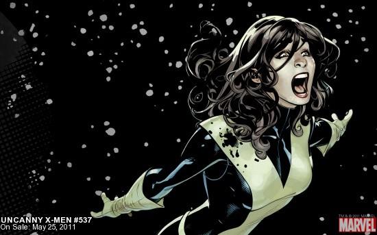 Uncanny X-Men #537 Wallpaper
