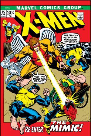 Uncanny X-Men (1963) #75