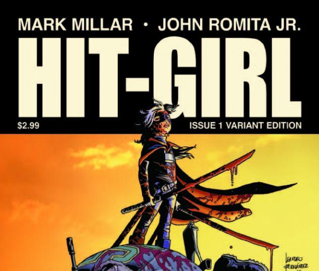 HIT-GIRL 1 FERNANDEZ VARIANT