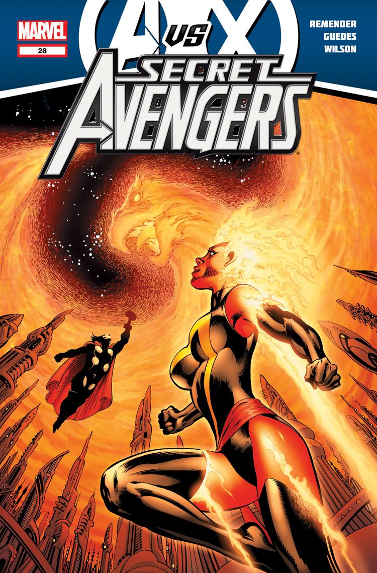 Secret Avengers (2010) #28