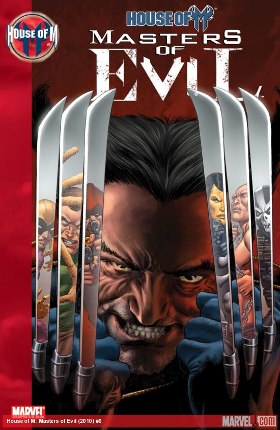 House of M: Masters of Evil (Trade Paperback)
