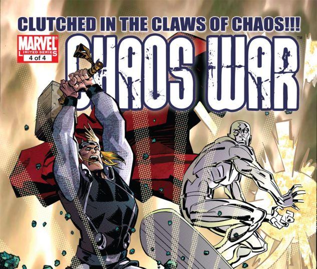 Chaos War (2010) #4