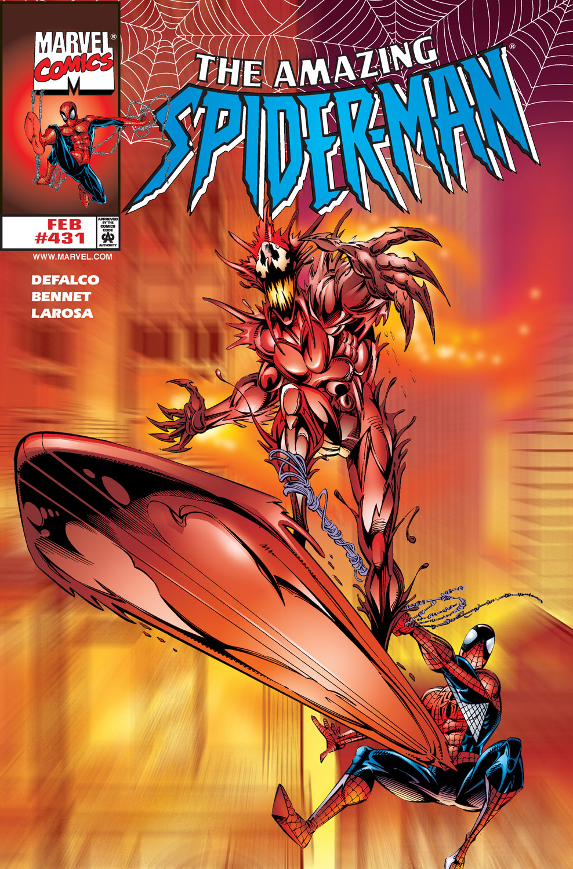 The Amazing Spider-Man (1963) #431
