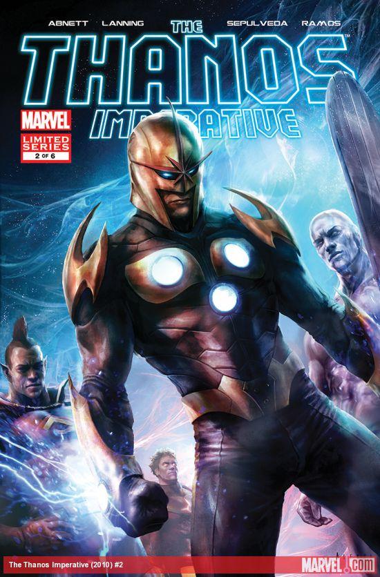 The Thanos Imperative (2010) #2