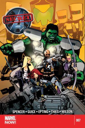 Secret Avengers (2013) #7