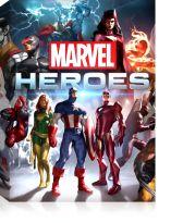 Marvel Heroes Hero Packs