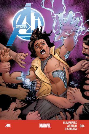 Avengers a.I. (2013) #4