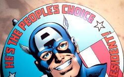 Follow the History of Captain America Pt. 15