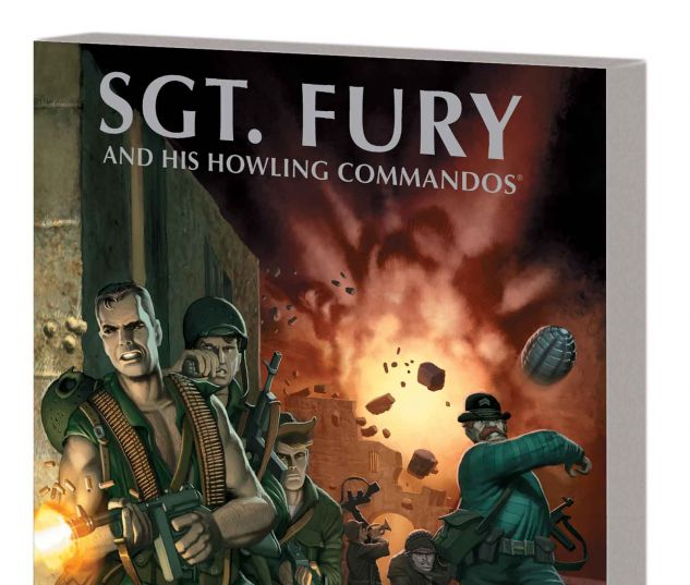 MARVEL MASTERWORKS: SGT. FURY VOL. 1 TPB