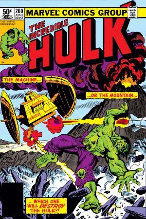 Incredible Hulk (1962) #260