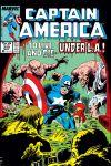 Captain America (1968) #329 Cover