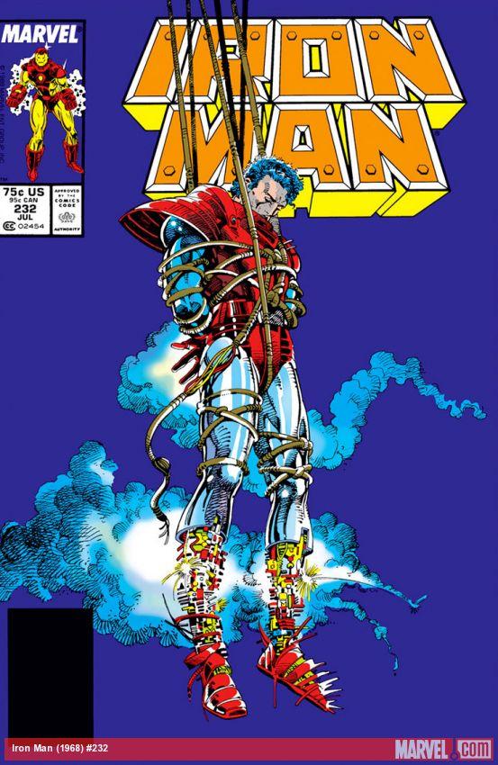 Iron Man (1968) #232