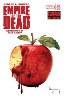 George Romero's Empire of the Dead: Act One (2014) #1 (Suydam Nyc Variant)
