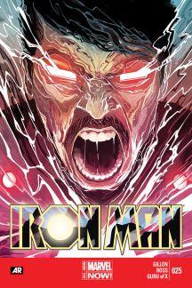 Iron Man #25