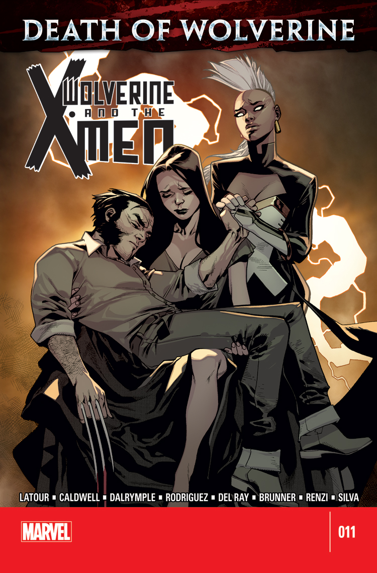 Wolverine & the X-Men (2014) #11