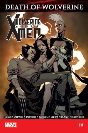 Wolverine & the X-Men #11