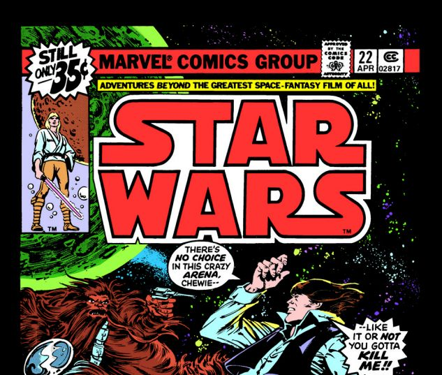 Star Wars (1977) #22