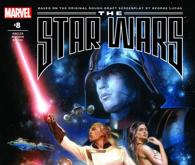 The Star Wars (2013) #8