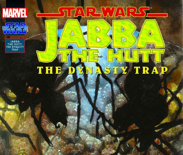 Star Wars: Jabba The Hutt - The Dynasty Trap (1995) #1