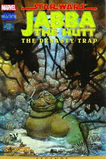 Star Wars: Jabba The Hutt - The Dynasty Trap #1