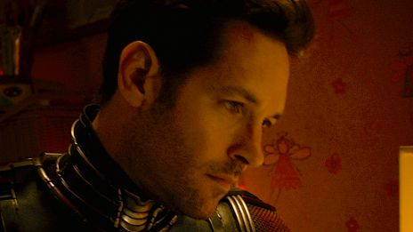Marvel's Ant-Man Japanese Trailer