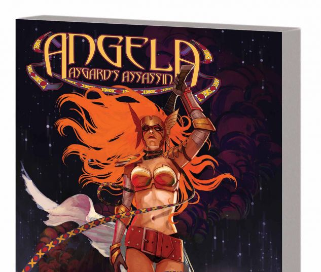 ANGELA: ASGARD'S ASSASSIN VOL. 1 - PRICELESS TPB