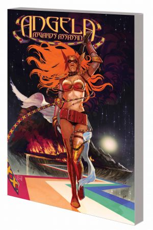 ANGELA: ASGARD'S ASSASSIN VOL. 1 - PRICELESS  (Trade Paperback)