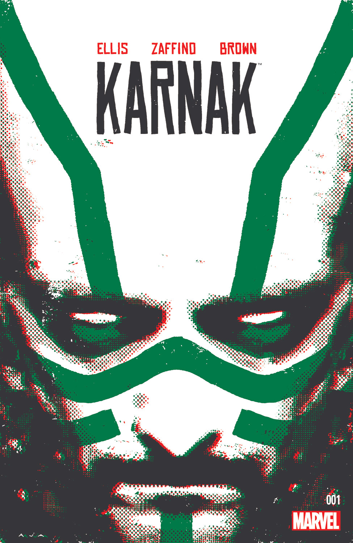 Karnak (2015) #1
