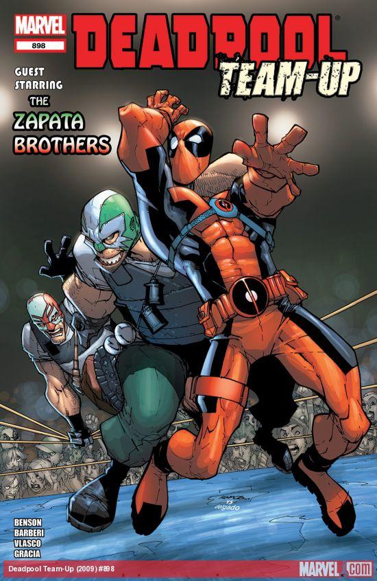 Deadpool Team-Up (2009) #898