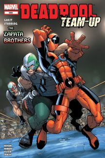 Deadpool Team-Up (2009) #898