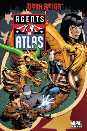 Agents of Atlas #4