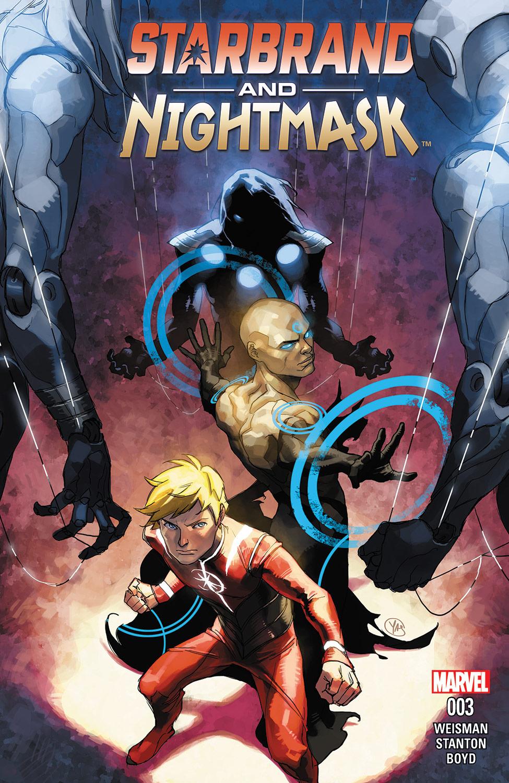 Starbrand & Nightmask (2015) #3