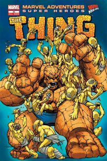 Marvel Adventures Super Heroes #23