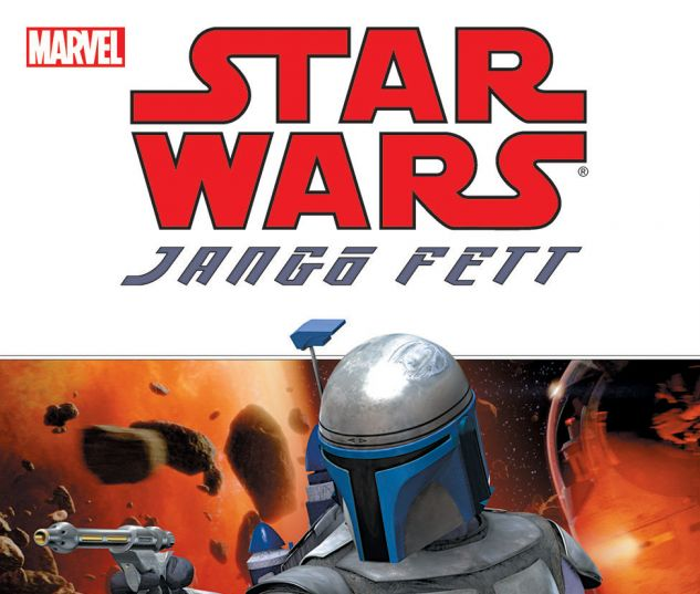 cover from Star Wars: Jango Fett (2002) #1