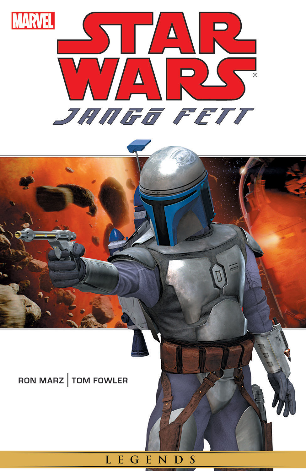 Star Wars: Jango Fett (2002) #1